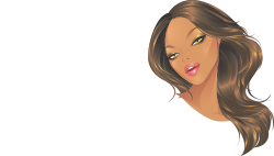 Closeup Makeup & Hair Logo